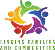 Linking families Logo